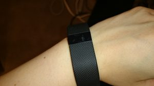 FitbitCharge HR
