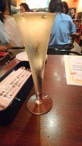 俺のシャンパン