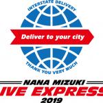 NANA MIZUKI LIVE EXPRESS 2019 IN CHIBA